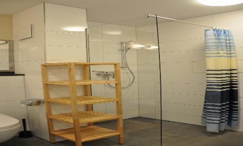 Badezimmer (ebenerdige Dusche)