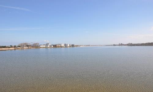Ausblick zum Binnensee